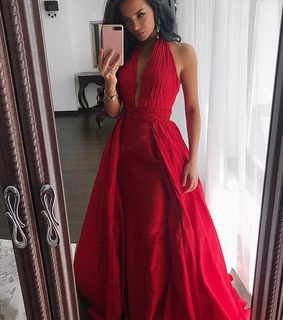 modest prom dresses, prom dresses red and simple prom dresses