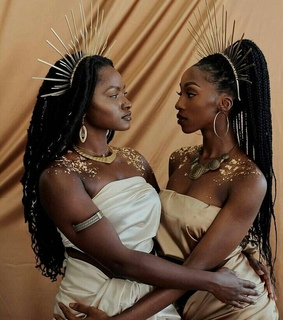 godess, black queens and beauty