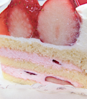 aesthetic, strawberry and delicious