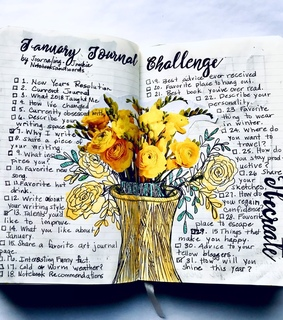 journaling, journal inspo and journaling ideas