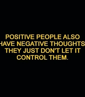 people, negative and love