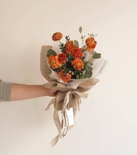 aesthetic, minimal and bouquet