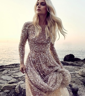 couture, beautiful dress and dress