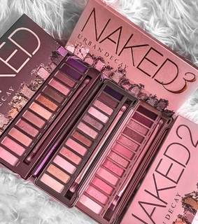 naked palette, palette and cosmetics