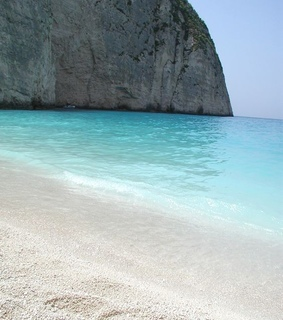 beach, greece and navagio beach