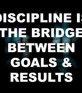 body, healthy and discipline