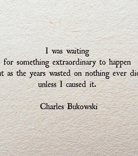 black, charles bukowski and novel