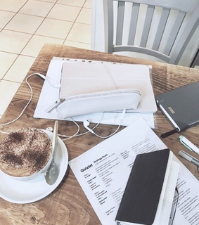 workspace, study motivation and study aesthetic