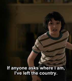 funny quotes, netflix and stranger things