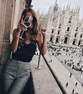 adventure, girl and milan