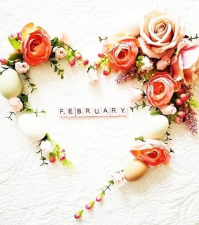 happy february, aesthetic and february