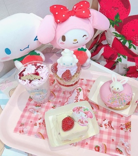 wish me mell, my melody and puroland