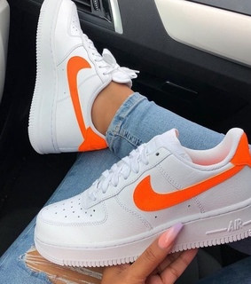 airforce1, nike and airforce