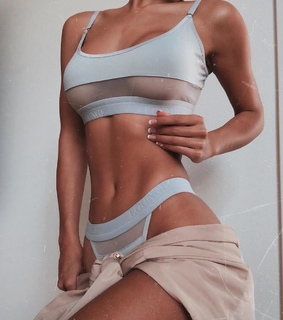 slim, body goals and lounge underwear