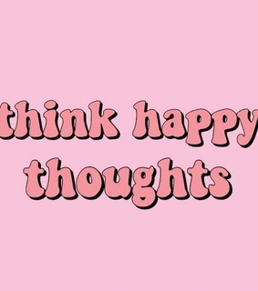 pink aesthetic, pink and positive quote