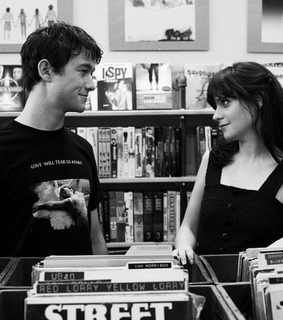 500 days of summer, romance and black and white