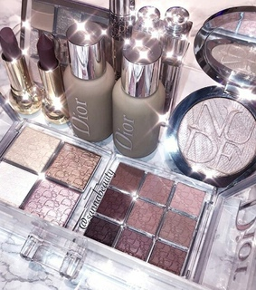 dior, beauty and makeup
