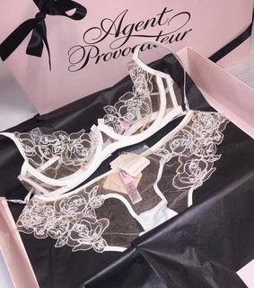 agent provocateur, my upload and fashion