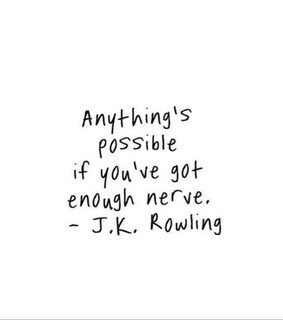 possible, words and rowling