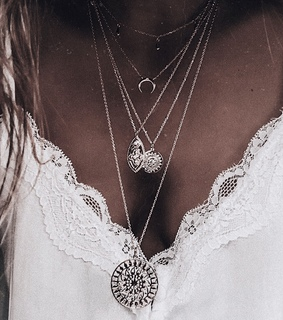 jewelry, gold and charms