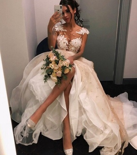 dress, beautiful and shoes