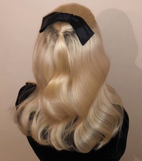 hair, blonde and beauty