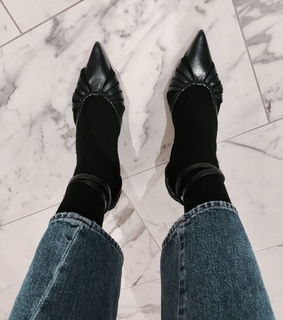 chic, footwe and fashion