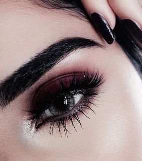 makeup, lifestyle and eyes