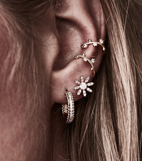 helix, earrings and accessory