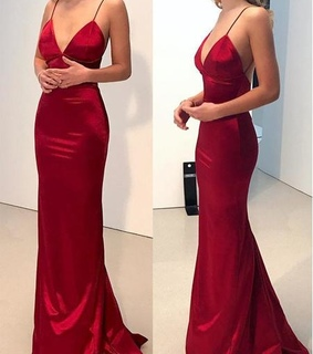 prom dresses, burgundy prom dresses and girls