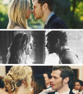 couple, love and klaus mikaelson