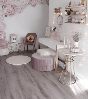 beauty room, roses and floral
