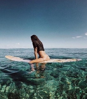 surfboard, surf girl and surf