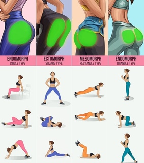 workout, fitness and buttocks