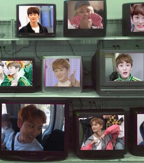 mark lee boyfriend, soft and nct 127