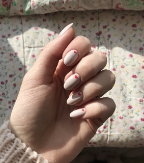 nails design, love and aesthetics