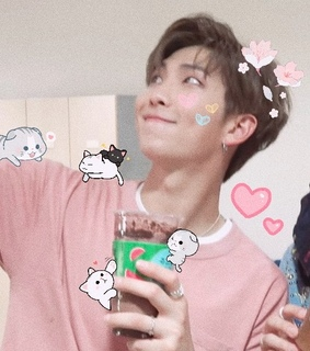 soft edit, bts edit and rm