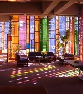 colors, arch and decor