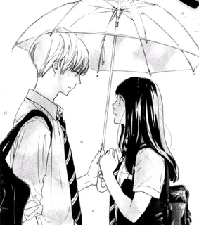 manga love, romance and manga girl