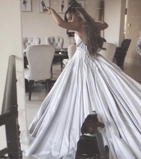 ball gown, princess and grammys
