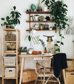 boho chic, home and chic