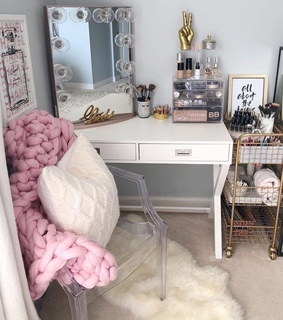 beauty room, decor and decoration ideas