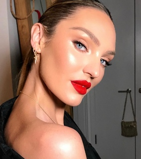 make up, candice swanepoel and girls