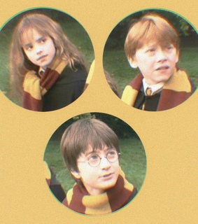 ron weasley, harry potter and rp help