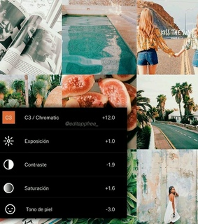 vsco efectos, feed and vsco feed