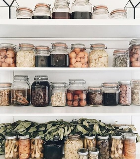 healthy, pantry and cute