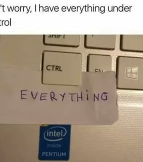 computer, quotes and control