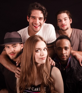 holland roden, dylan sprayberry and cody christian
