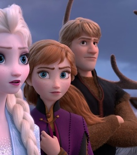 animation, frozen and frozen2