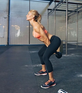fitness, woman and gym
